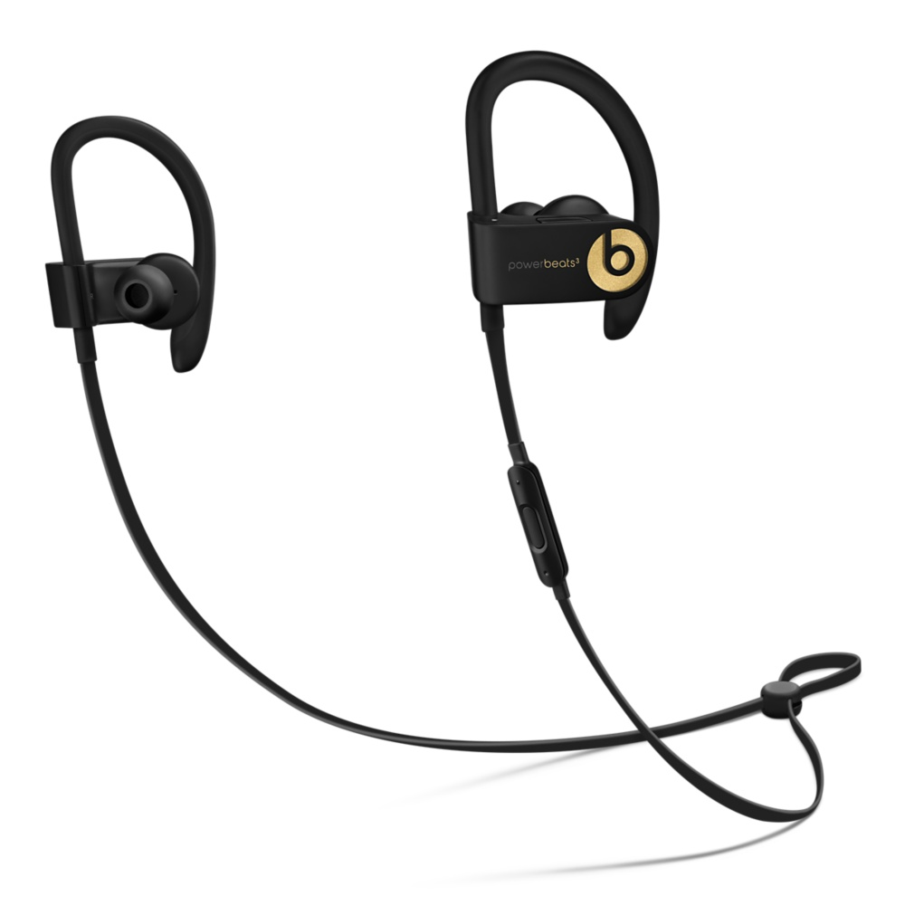 Powerbeats3 Wireless Earphones - Trophy Gold