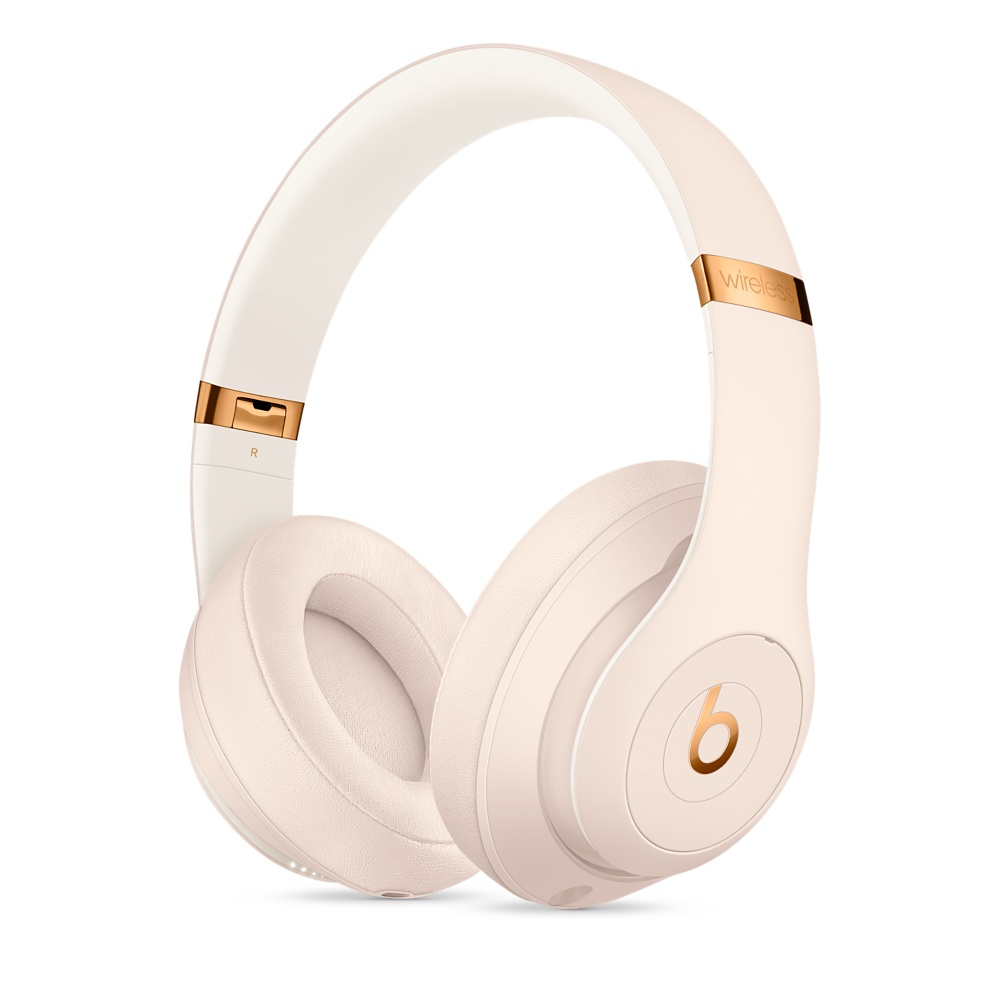 Beats Studio3 Wireless Headphones - Porcelain Rose