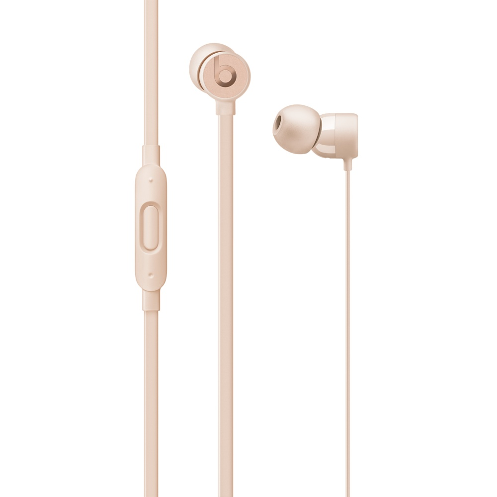 urBeats Earphones (Lightning) - Matte Gold