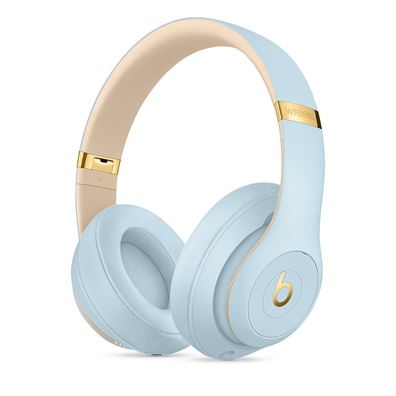 Beats Studio3 Wireless OE HP Skyline Crystal Blue