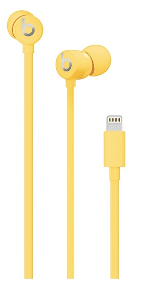 urBeats3 Earphones Lightning - Yellow
