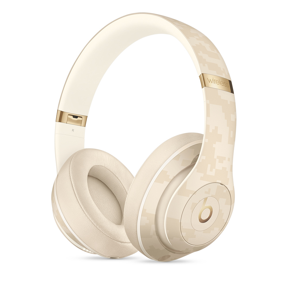 Beats Studio3 WL Headphones - BCC - Sand Dune