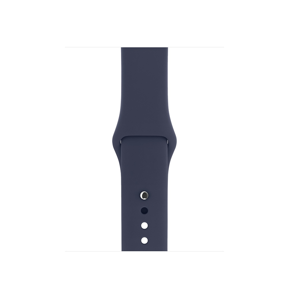 Watch Acc/38/Midnight Blue Sport Band