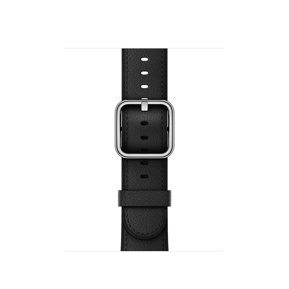 Watch Acc/38/Black Classic Buckle