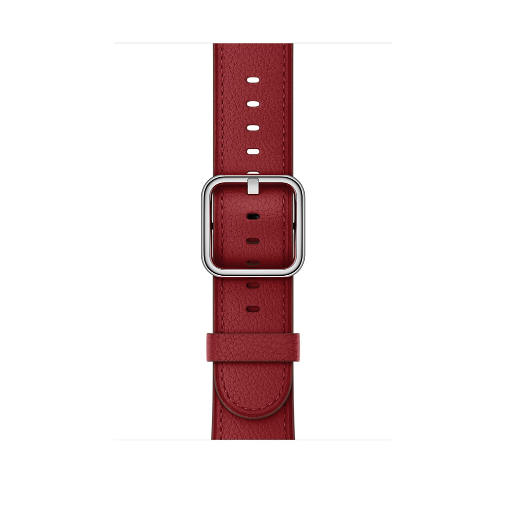 Watch Acc/38/Red Classic Buckle