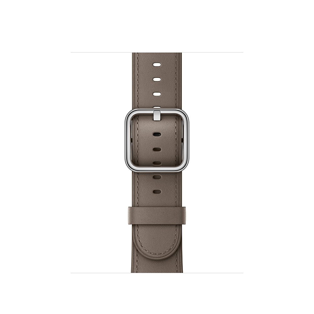 Watch Acc/38/Taupe Classic Buckle