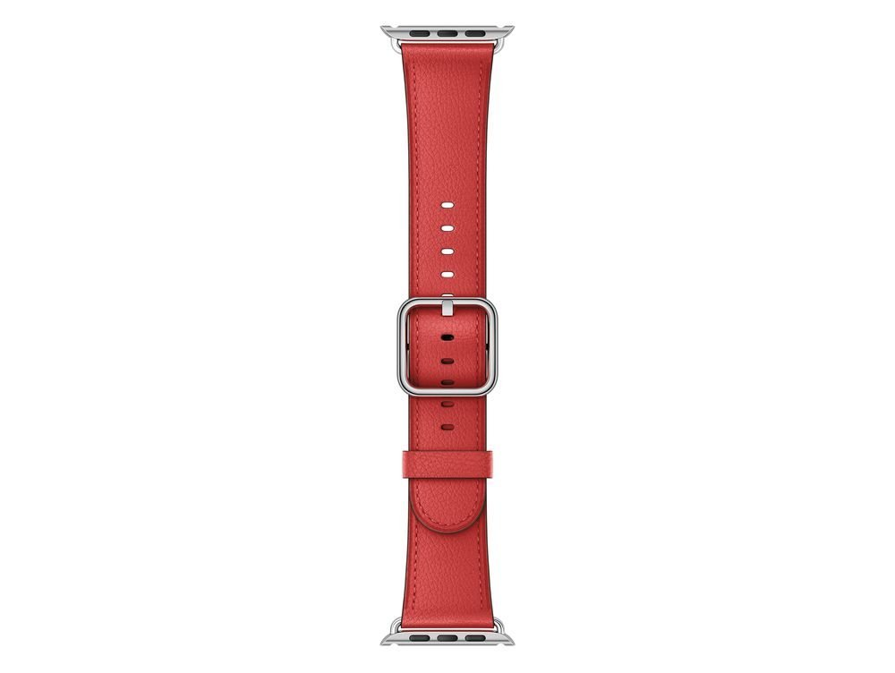 Watch Acc/42/Red Blue Classic Buckle
