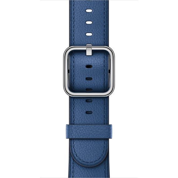 Watch Acc/42/Taupe Blue Classic Buckle
