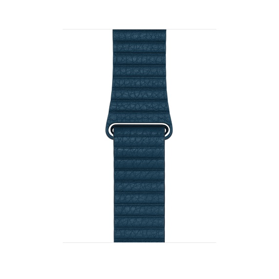 Watch Acc/42/Cosmos Blue Leather Loop - L