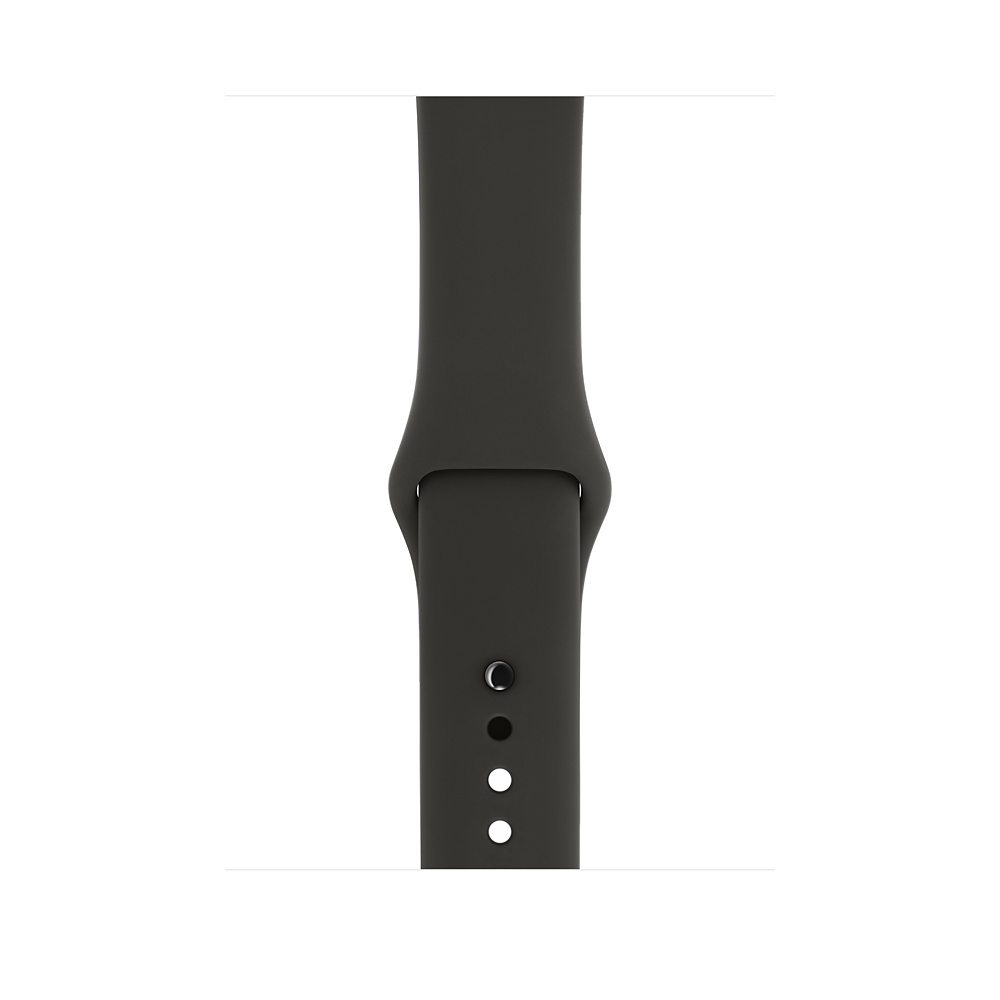 Watch Acc/38/Gray Sport Band