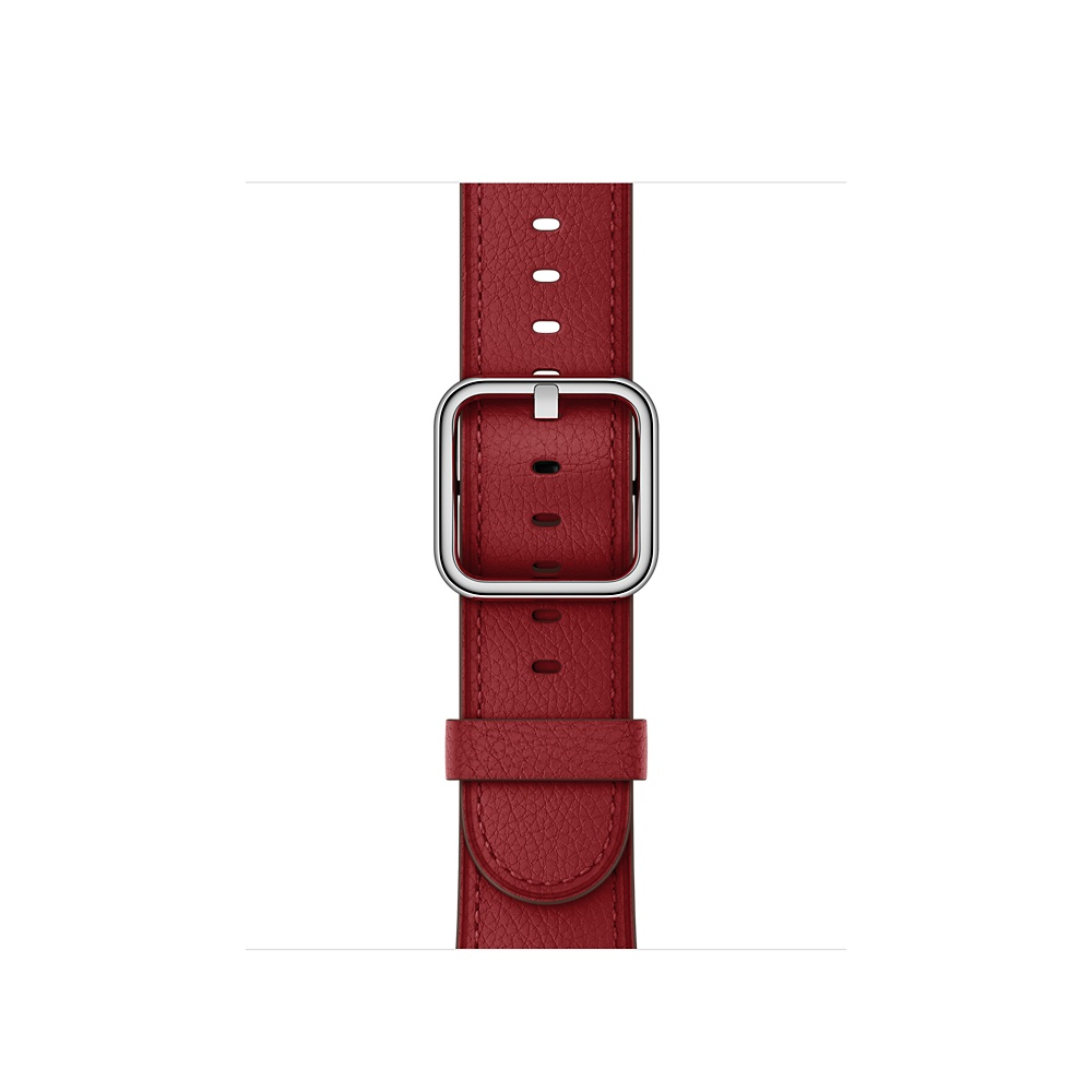 Watch Acc/42/Ruby (RED) Classic Buckle