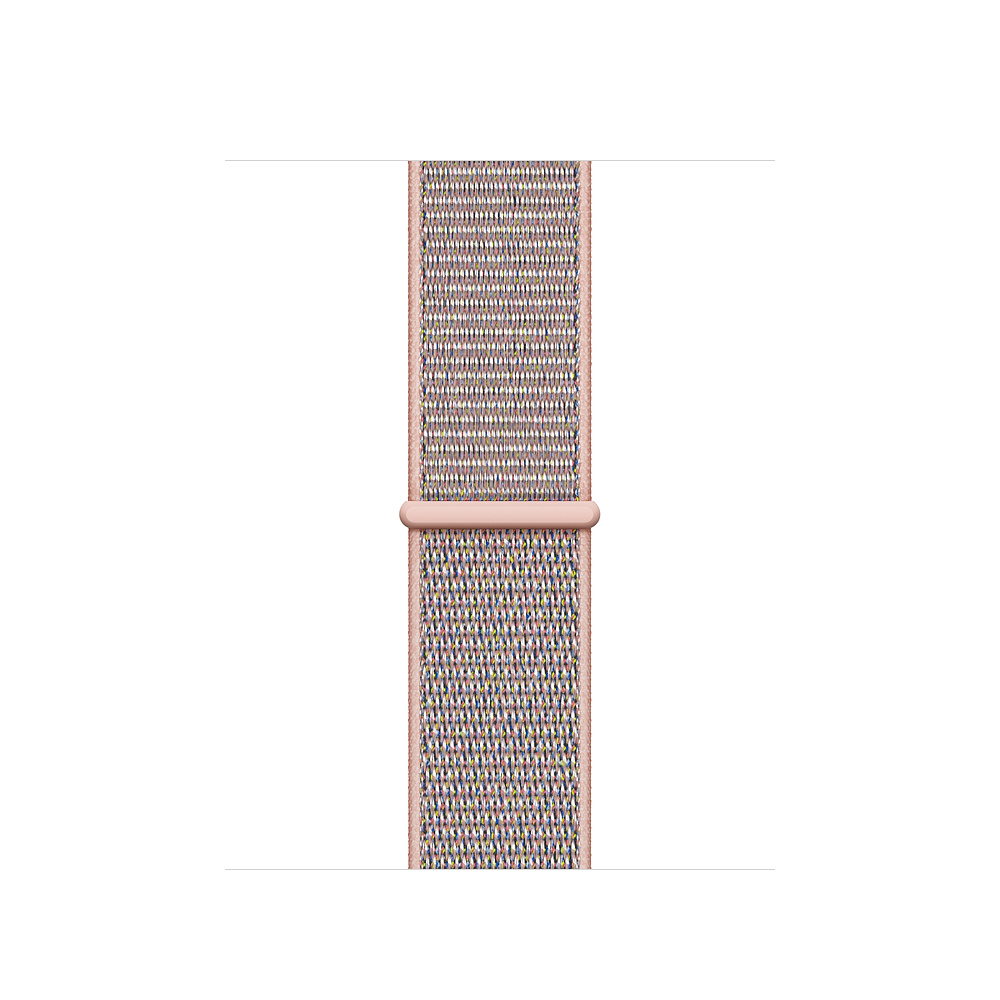 Watch Acc/40/Pink Sand Sport Loop