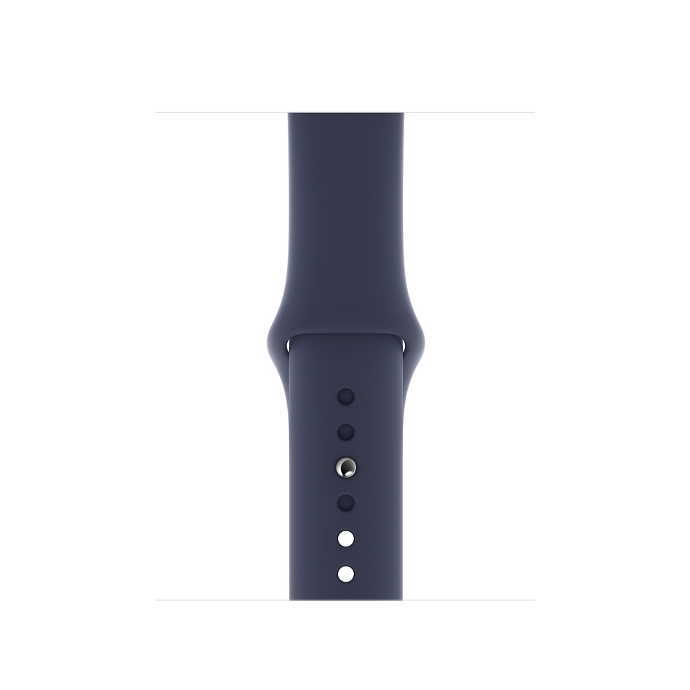 Watch Acc/40/Midnight Blue Sport Band S/M & M/L