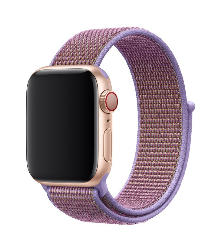 Watch Acc/40/Lilac Sport Loop