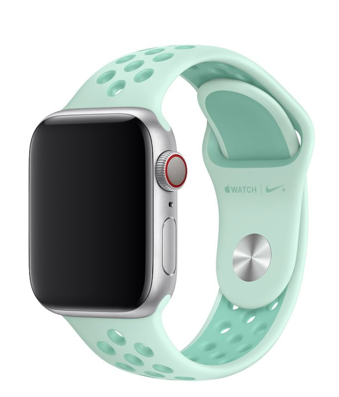 Watch Acc/40/Teal Tint/Trop. Twist Nike Sport Band