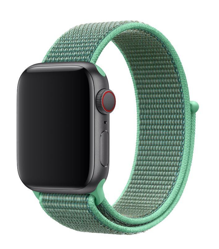 Watch Acc/40/Spearmint Sport Loop