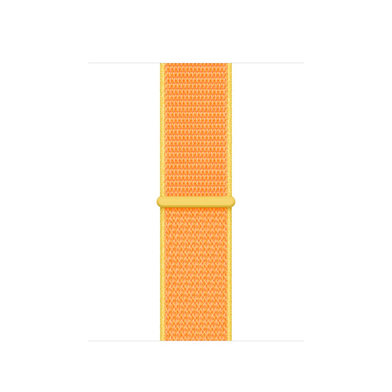 Watch Acc/40/Canary Yellow Sport Loop