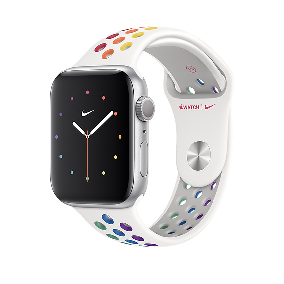 Watch Acc/44/Pride Edition Nike Sport Band