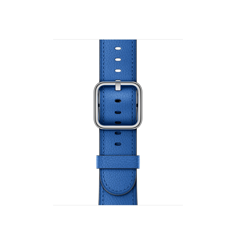 Watch Acc/38/Electric Blue Classic Buckle