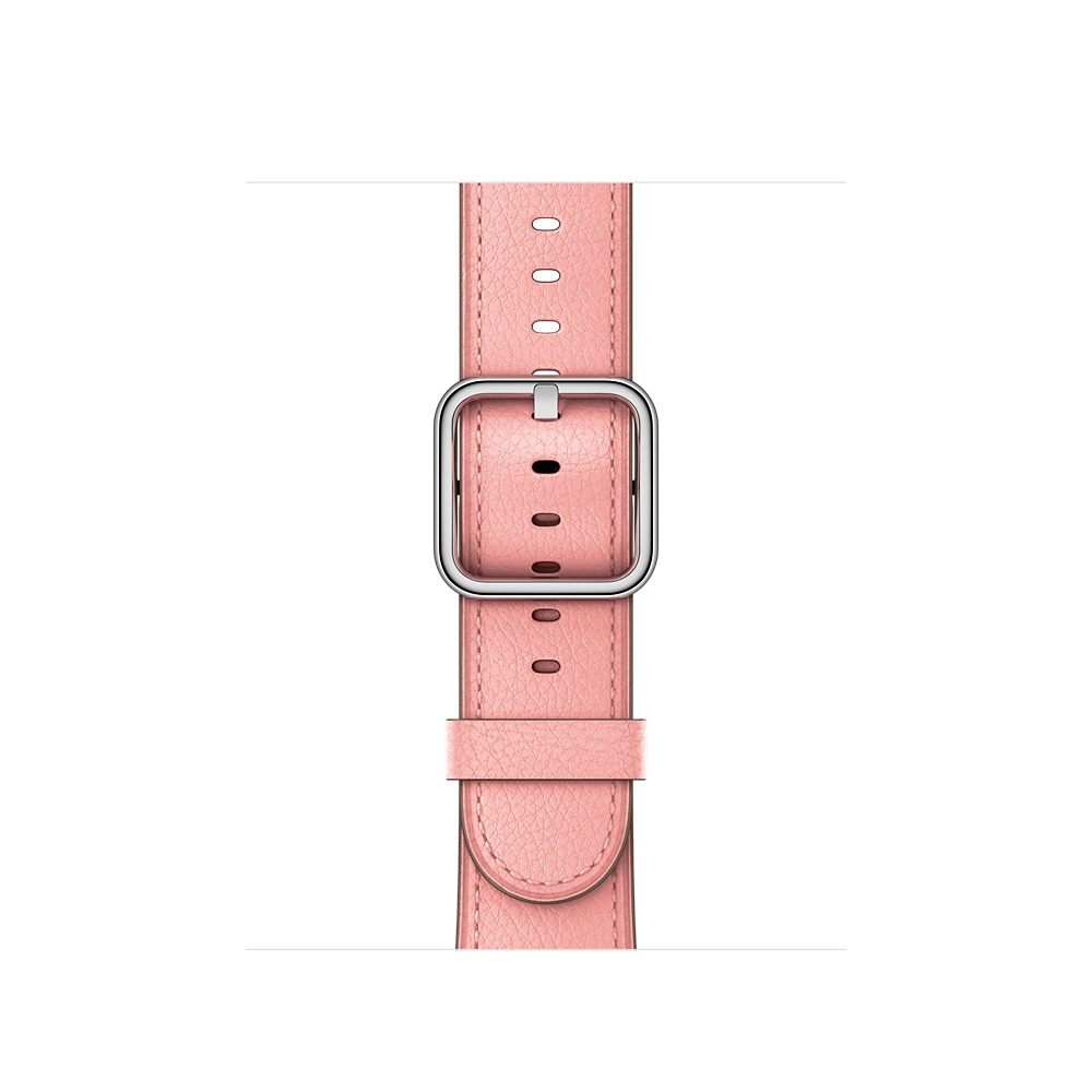Watch Acc/42/Soft Pink Classic Buckle