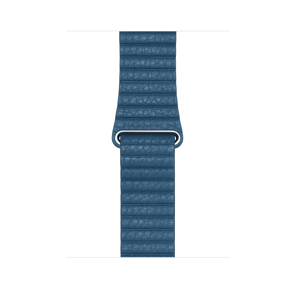 Watch Acc/44/Cape Cod Blue Leather Loop - M