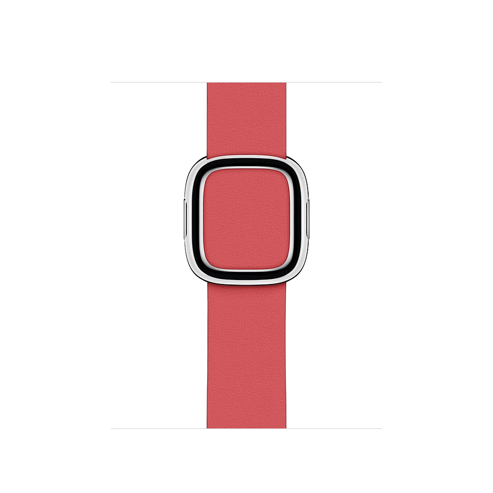 Watch Acc/40/Peony Pink Modern Buckle - S