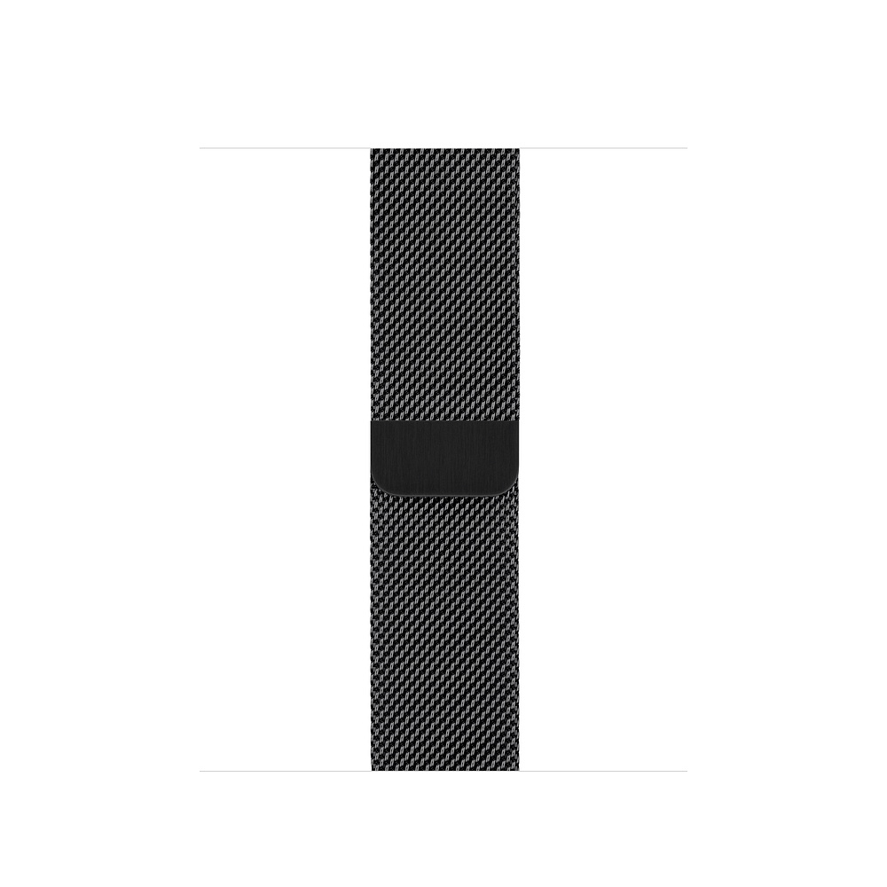 Watch Acc/40/Space Black Milanese Loop
