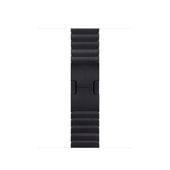Watch Acc/38/Space Black Link Bracelet