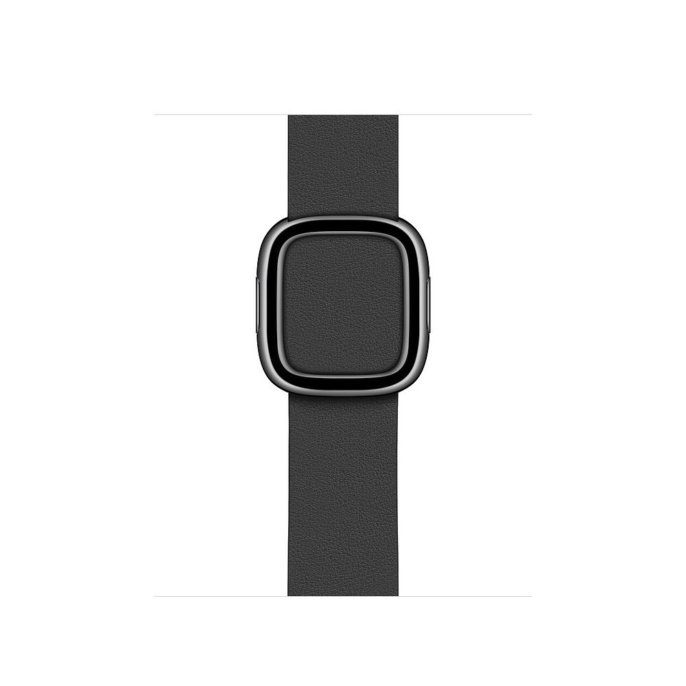 Watch Acc/40/Black Modern Buckle - Large