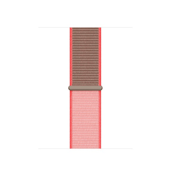 Watch Acc/44/Neon Pink Sport Loop
