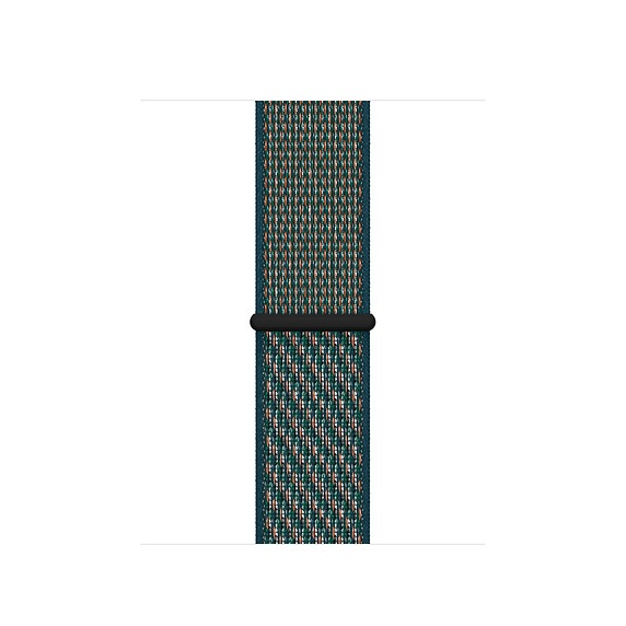 Watch Acc/40/HY CRM/Nep Green Nike Sport Loop