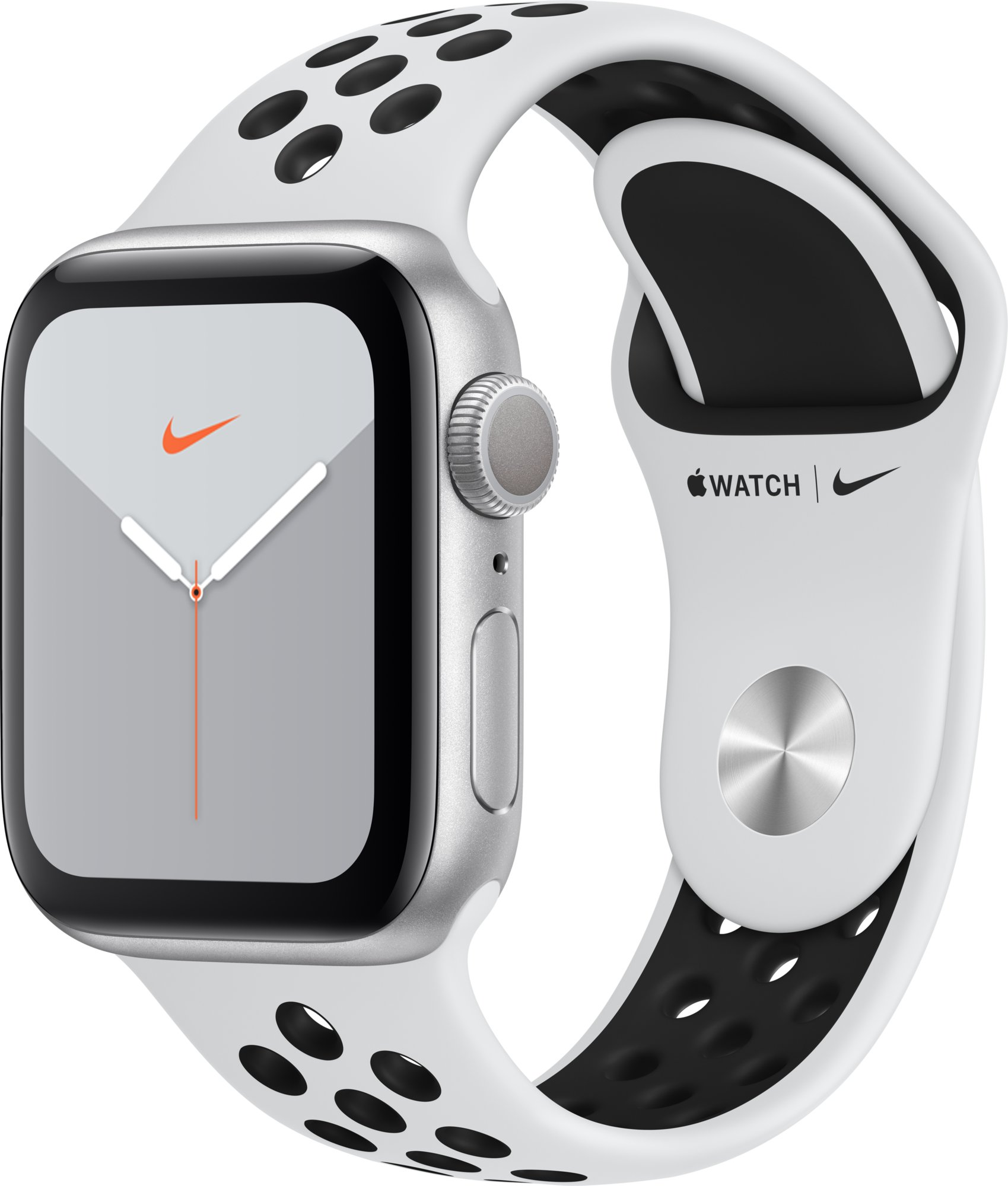 Watch Nike S5, 40mm, Silver/Platinum/Black Nike SB