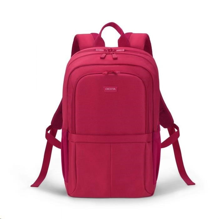 D31734 DICOTA Eco Backpack SCALE 13-15.6 red