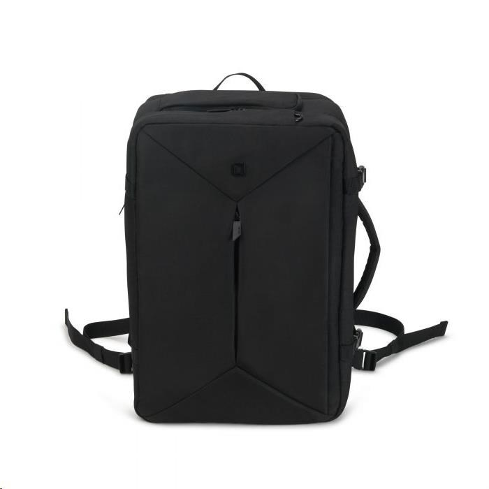 D31715 DICOTA Backpack Dual Plus EDGE 13-15.6 black
