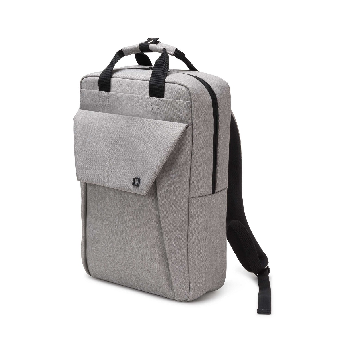 D31525 Dicota Backpack EDGE 13-15.6 light grey