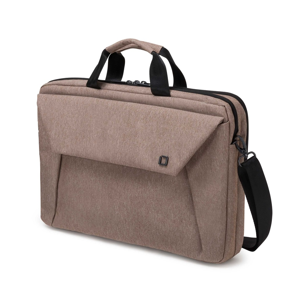 D31522 Dicota Slim Case Plus EDGE 14-15.6 sandstone