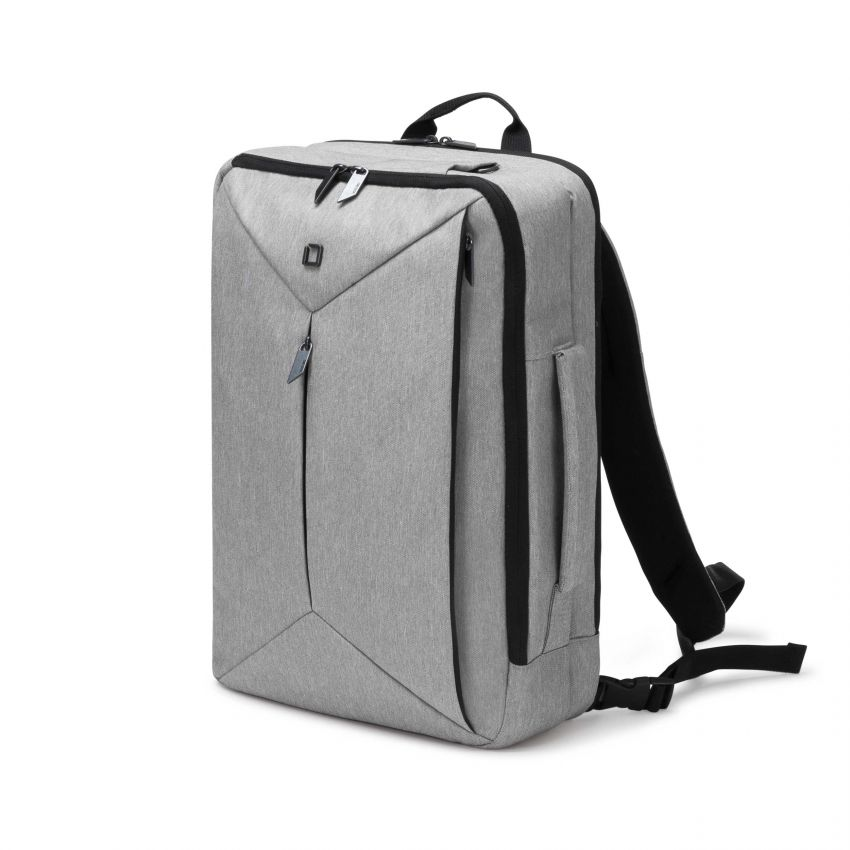 D31527 Dicota Backpack Dual EDGE 13-15.6 light grey