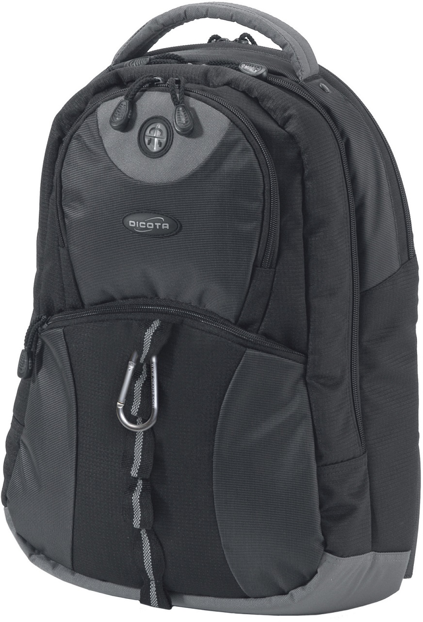 N11648N-V3 Dicota Backpack Mission 14-15.6