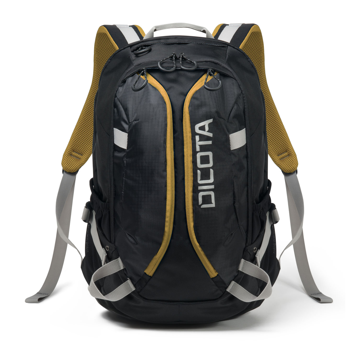 "D31048 Dicota Backpack Active 14-15,6"" černo/žlutá"