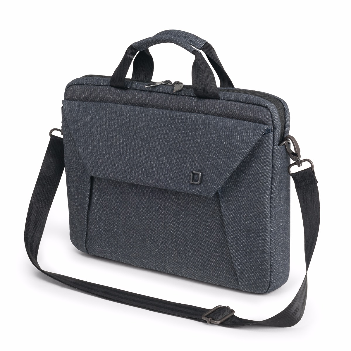 D31239 Dicota Slim Case EDGE 12-13.3 blue denim