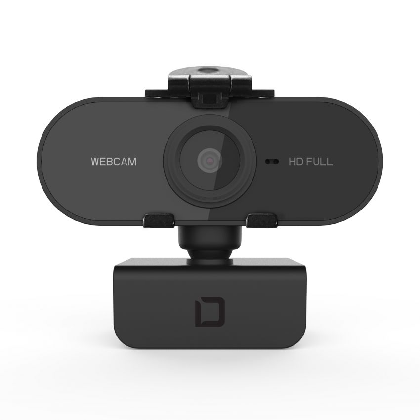 Dicota Webcam PRO Plus FullHD