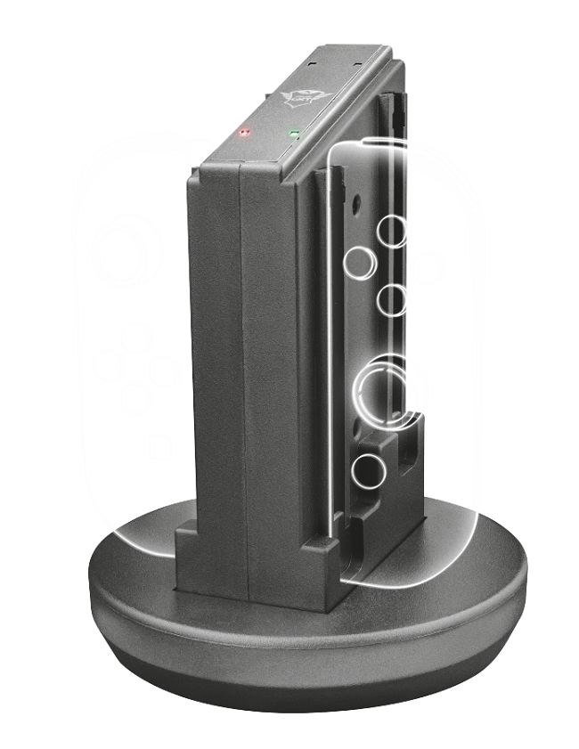 TRUST GXT 1224 Charging Dock suitable for witch