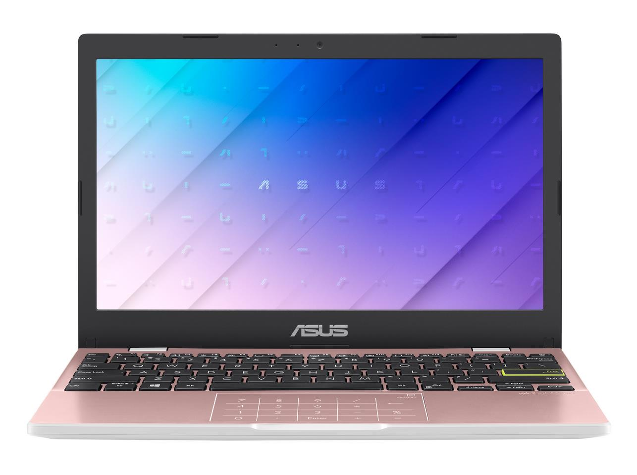 "E210MA-GJ002TS ASUS Laptop E210MA - 11,6"" HD/Celeron N4020/4GB/64G eMMC/W10 Home in S Mode (Rose Gold/Plastic)"