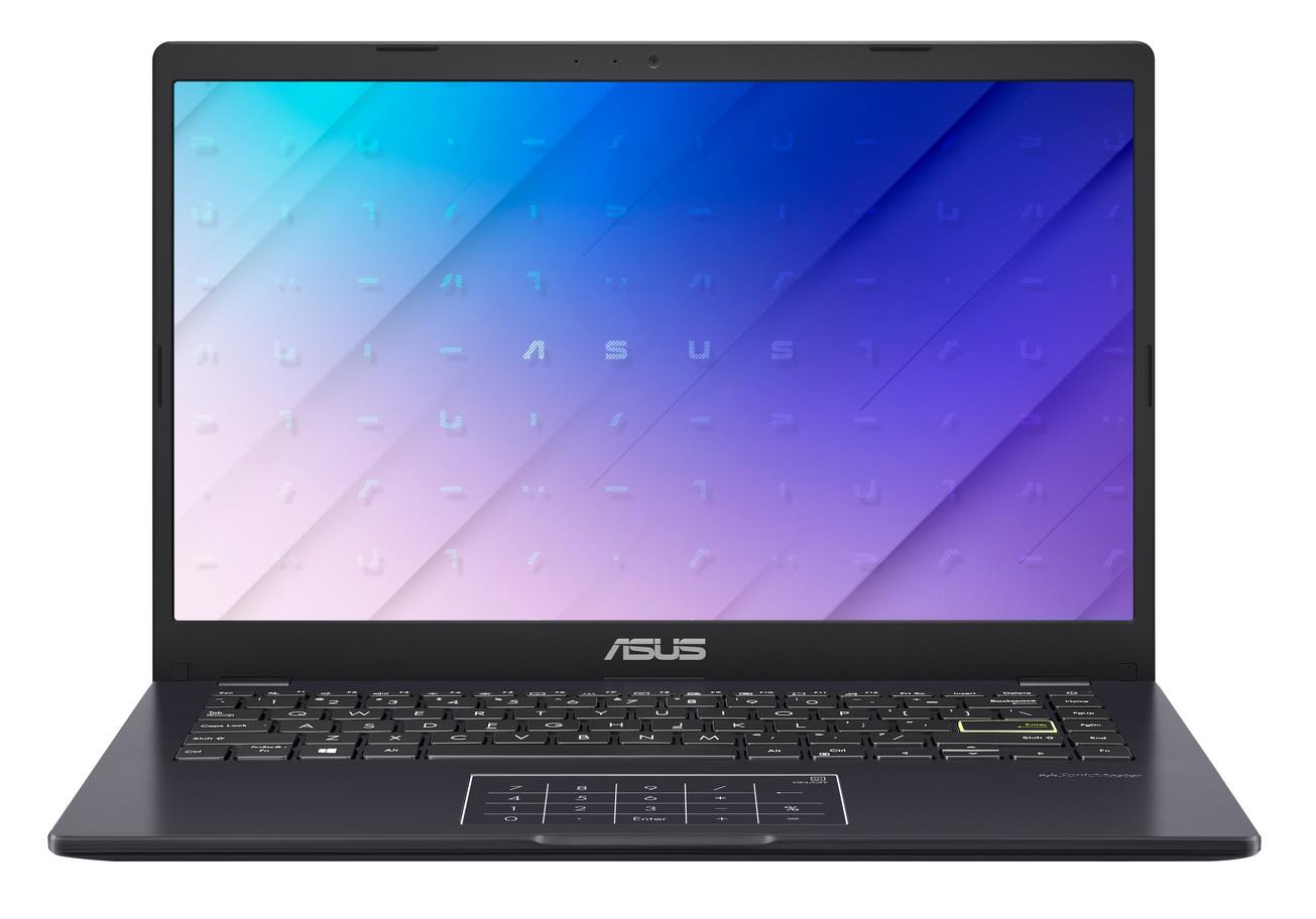 "E410MA-EK005T ASUS Laptop E410MA - 14"" FHD/Celeron N4020/4GB/128GB SSD/W10 Home in S Mode (Peacock Blue/Plastic)"