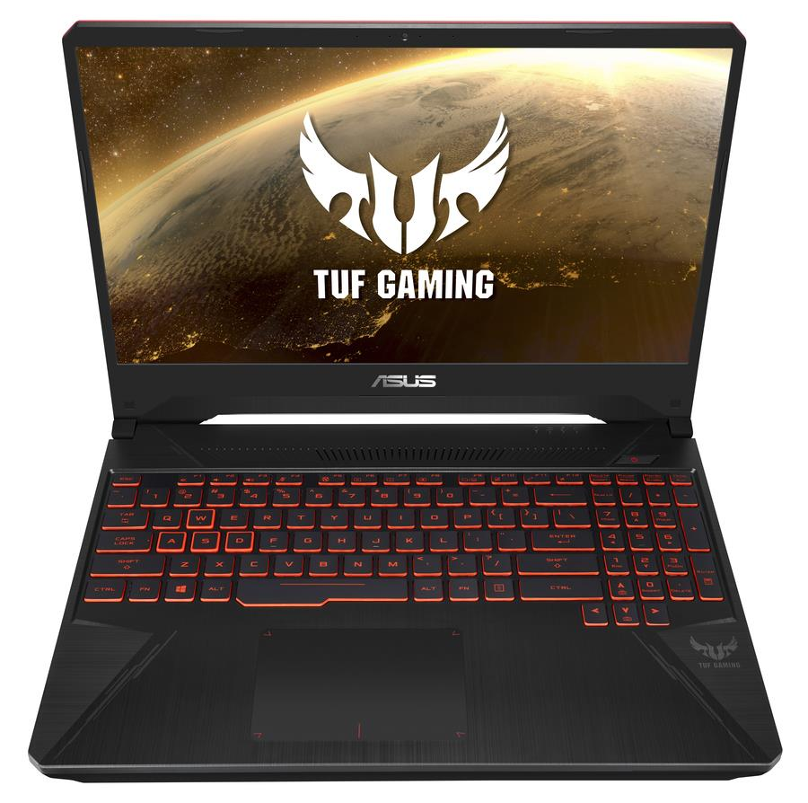 "FX505GM-AL292 ASUS TUF Gaming FX505GM - 15,6""/i7-8750H/256 SSD/8G/GTX1060/no OS (Black)"