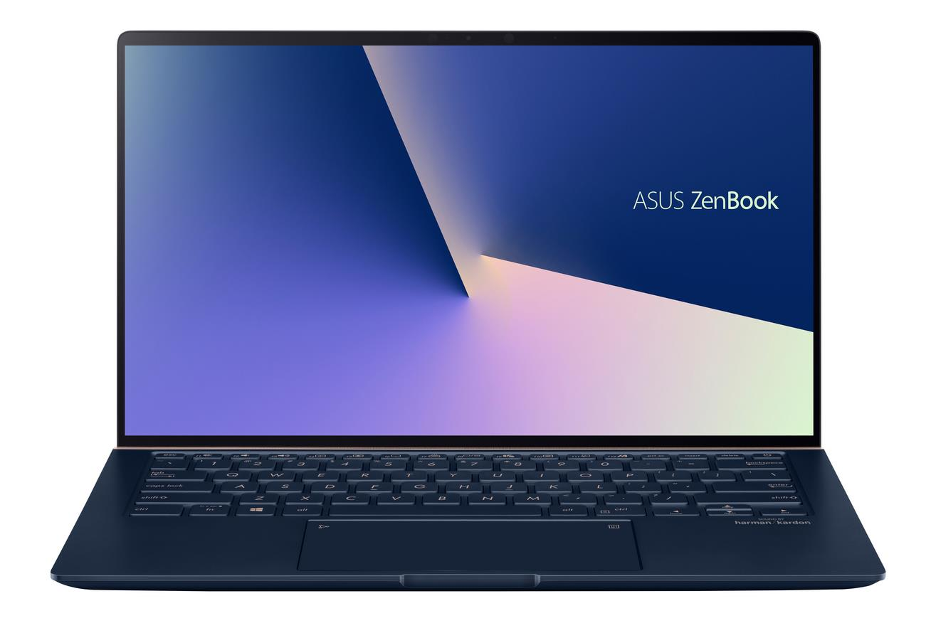 "UX433FAC-A5130T ASUS Zenbook UX433FAC-14,0""/i5-10210U/512SSD/8G/W10 (Blue) + 2 roky NBD ON-SITE"