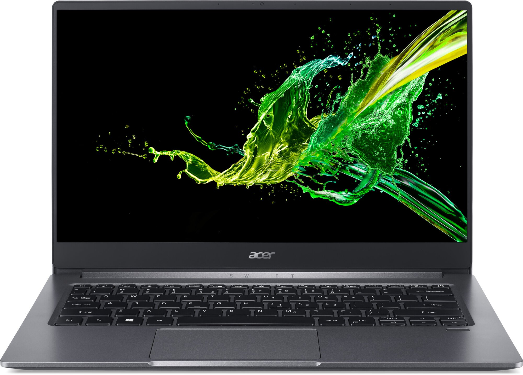 "NX.HJGEC.002 Acer Swift 3 (Design 2019) - 14""/i5-1035G1/16GB/512SSD/W10 šedý"