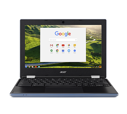 "NX.GR3EC.001 Acer Chromebook 11 - 11,6""/N2940/4G/32GB/Chrome modrý"
