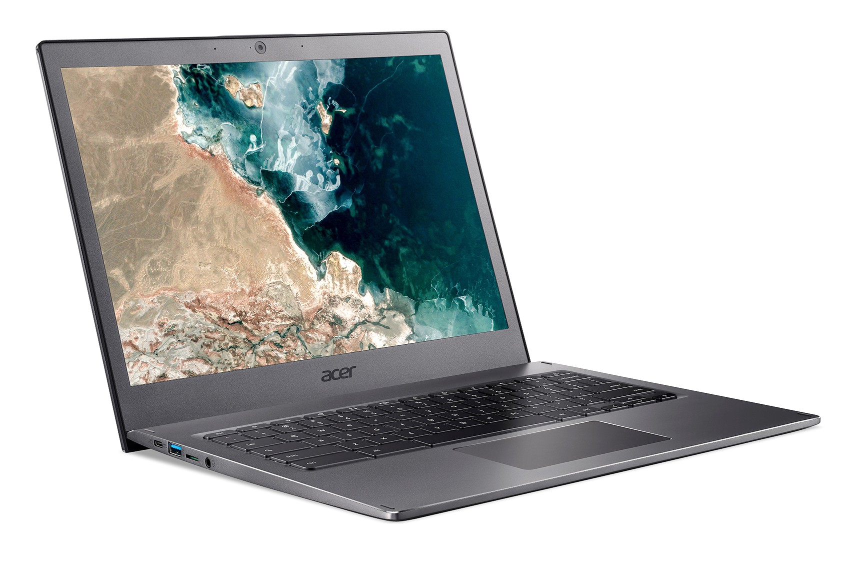 "NX.H1WEC.001 Acer Chromebook 13 - 13,5""/i3-8130U/4G/64GB/Chrome šedý"