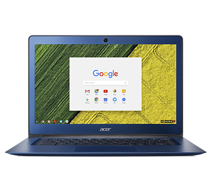 "NX.GU7EC.001 Acer Chromebook 14 - 14""/N3160/4G/32GB/Chrome modrý"